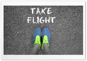 Take Flight HD Wide Wallpaper for Widescreen