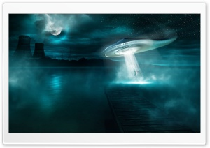 Taken By Aliens HD Wide Wallpaper for Widescreen