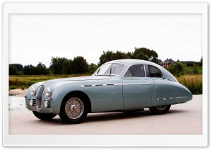 Talbot Lago T26 HD Wide Wallpaper for Widescreen
