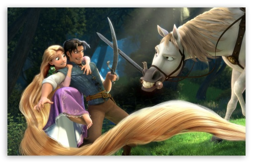 Tangled   Rapunzel, Flynn, Maximus ❤ 4K UHD Wallpaper for Wide 16:10 5:3 Widescreen WHXGA WQXGA WUXGA WXGA WGA ; 4K UHD 16:9 Ultra High Definition 2160p 1440p 1080p 900p 720p ; Standard 4:3 5:4 3:2 Fullscreen UXGA XGA SVGA QSXGA SXGA DVGA HVGA HQVGA ( Apple PowerBook G4 iPhone 4 3G 3GS iPod Touch ) ; Tablet 1:1 ; iPad 1/2/Mini ; Mobile 4:3 5:3 3:2 16:9 5:4 - UXGA XGA SVGA WGA DVGA HVGA HQVGA ( Apple PowerBook G4 iPhone 4 3G 3GS iPod Touch ) 2160p 1440p 1080p 900p 720p QSXGA SXGA ; Dual 5:4 QSXGA SXGA ;