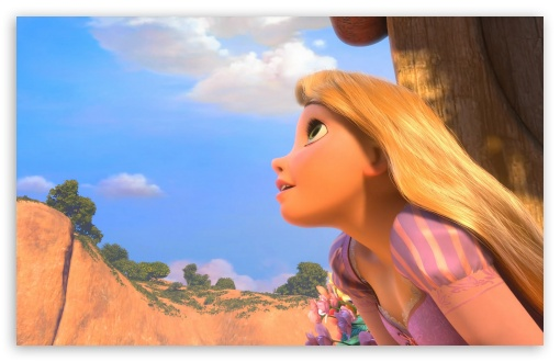 Tangled Rapunzel HD wallpaper for Wide 16:10 5:3 Widescreen WHXGA WQXGA WUXGA WXGA WGA ; HD 16:9 High Definition WQHD QWXGA 1080p 900p 720p QHD nHD ; Standard 4:3 5:4 3:2 Fullscreen UXGA XGA SVGA QSXGA SXGA DVGA HVGA HQVGA devices ( Apple PowerBook G4 iPhone 4 3G 3GS iPod Touch ) ; Tablet 1:1 ; iPad 1/2/Mini ; Mobile 4:3 5:3 3:2 16:9 5:4 - UXGA XGA SVGA WGA DVGA HVGA HQVGA devices ( Apple PowerBook G4 iPhone 4 3G 3GS iPod Touch ) WQHD QWXGA 1080p 900p 720p QHD nHD QSXGA SXGA ;