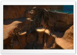 Tangled The DAM HD Wide Wallpaper for Widescreen