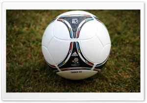 Tango 12 Soccer Ball HD Wide Wallpaper for Widescreen