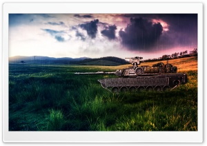 Tank :  Cool Effect HD Wide Wallpaper for Widescreen