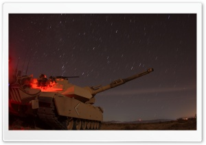 Tank Night HD Wide Wallpaper for 4K UHD Widescreen desktop & smartphone