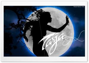 Tarja - Left In The Dark cover art contest Ultra HD Wallpaper for 4K UHD Widescreen desktop, tablet & smartphone