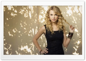 Taylor Alison Swift HD Wide Wallpaper for Widescreen