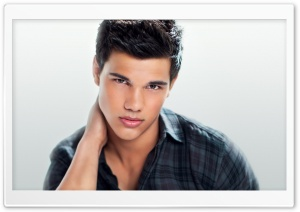 Taylor Lautner HD Wide Wallpaper for Widescreen