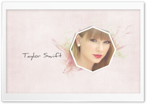 Taylor Swift Artistic Background HD Wide Wallpaper for Widescreen