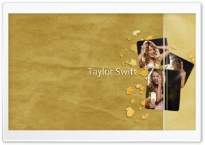 Taylor Swift Excited HD Wide Wallpaper for Widescreen