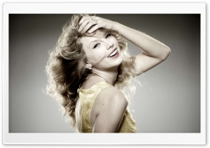 Taylor Swift Smiling - 2012 HD Wide Wallpaper for Widescreen