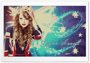 Taylor Swift UK HD Wide Wallpaper for Widescreen