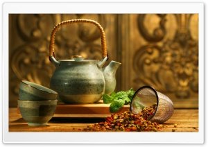 Tea HD Wide Wallpaper for Widescreen