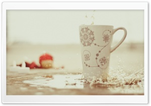 Tea Mug HD Wide Wallpaper for Widescreen