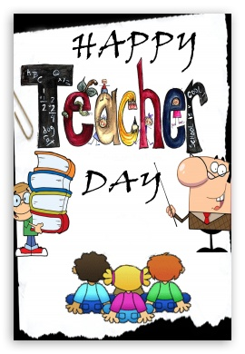 Happy teachers day 4k hd desktop wallpaper for tablet download teacher day hd wallpaper altavistaventures Image collections