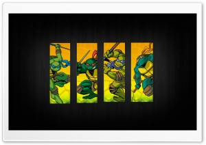 Teenage Mutant Ninja Turtles HD Wide Wallpaper for Widescreen