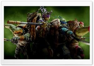 Teenage Mutant Ninja Turtles Ultra HD Wallpaper for 4K UHD Widescreen desktop, tablet & smartphone