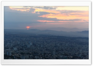 Tehran By Amir Shahmohamadi HD Wide Wallpaper for Widescreen
