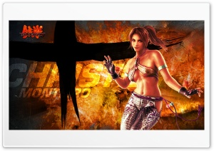 Tekken 6 HD Wide Wallpaper for Widescreen