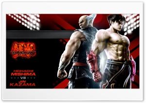 Tekken 6 Cast Ultra HD Wallpaper for 4K UHD Widescreen desktop, tablet & smartphone