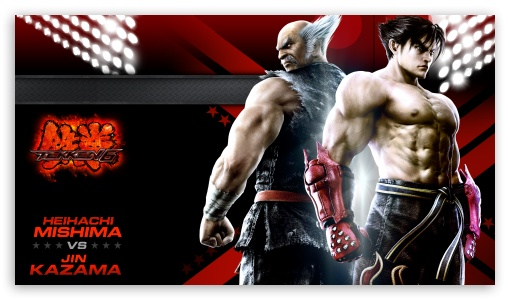 Tekken 6 Cast ❤ 4K UHD Wallpaper for 4K UHD 16:9 Ultra High Definition 2160p 1440p 1080p 900p 720p ; Mobile 16:9 - 2160p 1440p 1080p 900p 720p ;