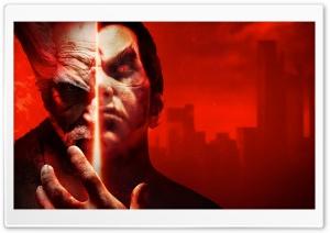 Tekken 7 Cover Ultra HD Wallpaper for 4K UHD Widescreen desktop, tablet & smartphone