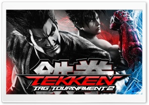 Tekken Tag Tournament 2 HD Wide Wallpaper for 4K UHD Widescreen desktop & smartphone