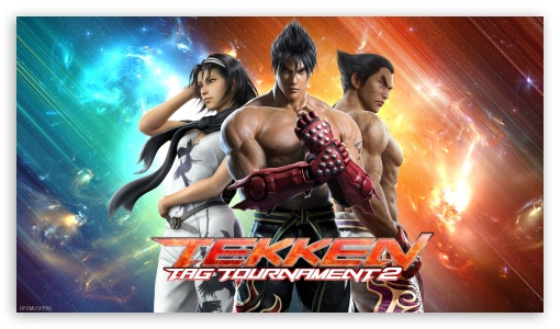 Tekken Tag Tournament 2 Ultra Hd Desktop Background Wallpaper For