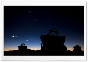 Telescope HD Wide Wallpaper for Widescreen