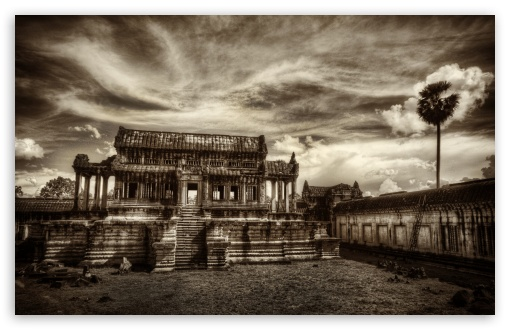 Temple In Cambodia HD wallpaper for Wide 16:10 5:3 Widescreen WHXGA WQXGA WUXGA WXGA WGA ; HD 16:9 High Definition WQHD QWXGA 1080p 900p 720p QHD nHD ; UHD 16:9 WQHD QWXGA 1080p 900p 720p QHD nHD ; Standard 4:3 5:4 3:2 Fullscreen UXGA XGA SVGA QSXGA SXGA DVGA HVGA HQVGA devices ( Apple PowerBook G4 iPhone 4 3G 3GS iPod Touch ) ; Tablet 1:1 ; iPad 1/2/Mini ; Mobile 4:3 5:3 3:2 16:9 5:4 - UXGA XGA SVGA WGA DVGA HVGA HQVGA devices ( Apple PowerBook G4 iPhone 4 3G 3GS iPod Touch ) WQHD QWXGA 1080p 900p 720p QHD nHD QSXGA SXGA ; Dual 5:4 QSXGA SXGA ;