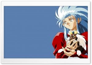 Tenchi Muyo Ryoko HD Wide Wallpaper for Widescreen