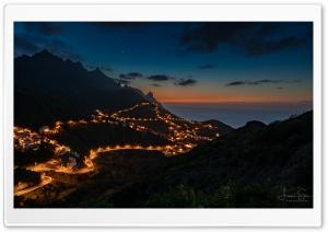 Tenerife Dusk Ultra HD Wallpaper for 4K UHD Widescreen desktop, tablet & smartphone