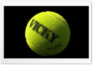 Tennis Ball HD Wide Wallpaper for 4K UHD Widescreen desktop & smartphone