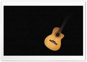 Tenson Guitar HD Wide Wallpaper for Widescreen