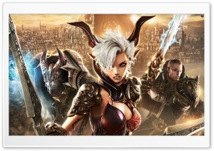 TERA HD Wide Wallpaper for Widescreen