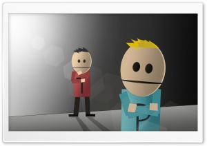 Terence And Philip South Park HD Wide Wallpaper for Widescreen