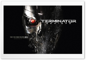 Terminator Genisys HD Wide Wallpaper for Widescreen