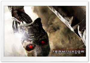 Terminator Salvation HD Wide Wallpaper for Widescreen