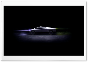 Tesla Cybercar Ultra HD Wallpaper for 4K UHD Widescreen desktop, tablet & smartphone