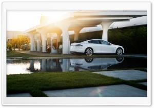 Tesla Electric Cars Supercharger Ultra HD Wallpaper for 4K UHD Widescreen desktop, tablet & smartphone