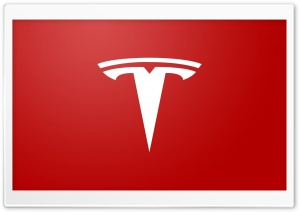 Tesla Logo Ultra HD Wallpaper for 4K UHD Widescreen desktop, tablet & smartphone