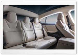 Tesla Model S Electric Car -...