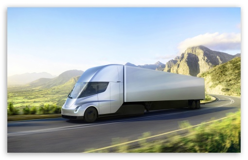 Tesla Semi Electric Truck Road UltraHD Wallpaper for Wide 16:10 5:3 Widescreen WHXGA WQXGA WUXGA WXGA WGA ; UltraWide 21:9 24:10 ; 8K UHD TV 16:9 Ultra High Definition 2160p 1440p 1080p 900p 720p ; UHD 16:9 2160p 1440p 1080p 900p 720p ; Standard 4:3 5:4 3:2 Fullscreen UXGA XGA SVGA QSXGA SXGA DVGA HVGA HQVGA ( Apple PowerBook G4 iPhone 4 3G 3GS iPod Touch ) ; Smartphone 16:9 3:2 5:3 2160p 1440p 1080p 900p 720p DVGA HVGA HQVGA ( Apple PowerBook G4 iPhone 4 3G 3GS iPod Touch ) WGA ; Tablet 1:1 ; iPad 1/2/Mini ; Mobile 4:3 5:3 3:2 16:9 5:4 - UXGA XGA SVGA WGA DVGA HVGA HQVGA ( Apple PowerBook G4 iPhone 4 3G 3GS iPod Touch ) 2160p 1440p 1080p 900p 720p QSXGA SXGA ; Dual 16:10 5:3 16:9 4:3 5:4 3:2 WHXGA WQXGA WUXGA WXGA WGA 2160p 1440p 1080p 900p 720p UXGA XGA SVGA QSXGA SXGA DVGA HVGA HQVGA ( Apple PowerBook G4 iPhone 4 3G 3GS iPod Touch ) ; Triple 4:3 5:4 UXGA XGA SVGA QSXGA SXGA ;
