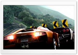 Test Drive Unlimited HD Wide Wallpaper for Widescreen