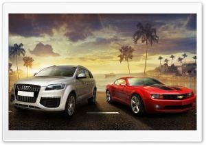 Test Drive Unlimited 2 HD Wide Wallpaper for Widescreen