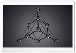 Tetrahedron Ultra HD Wallpaper for 4K UHD Widescreen desktop, tablet & smartphone