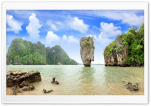 Thailand Islands HD Wide Wallpaper for Widescreen