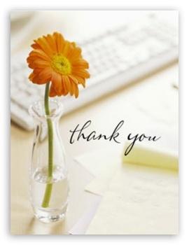 Download Thank You HD Wallpaper