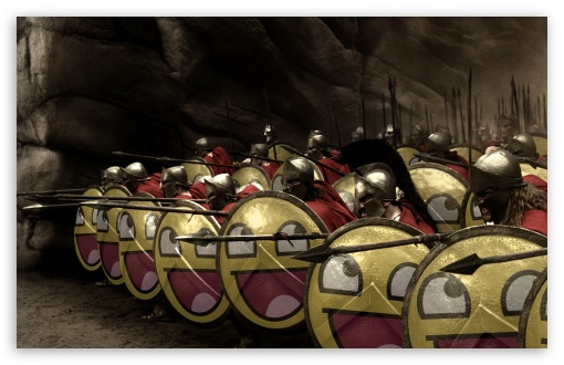 The 300 Spartans HD wallpaper for Wide 16:10 5:3 Widescreen WHXGA ...