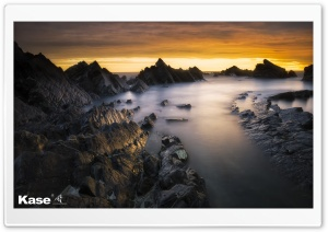 The Amazing Geology of Hartland Quay Ultra HD Wallpaper for 4K UHD Widescreen desktop, tablet & smartphone